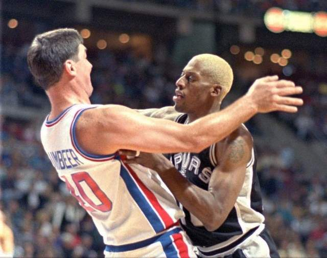Bill Laimbeer Shoe Size